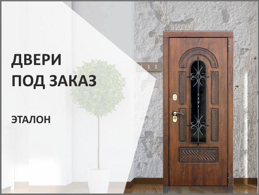Входные двери под заказ ДНР