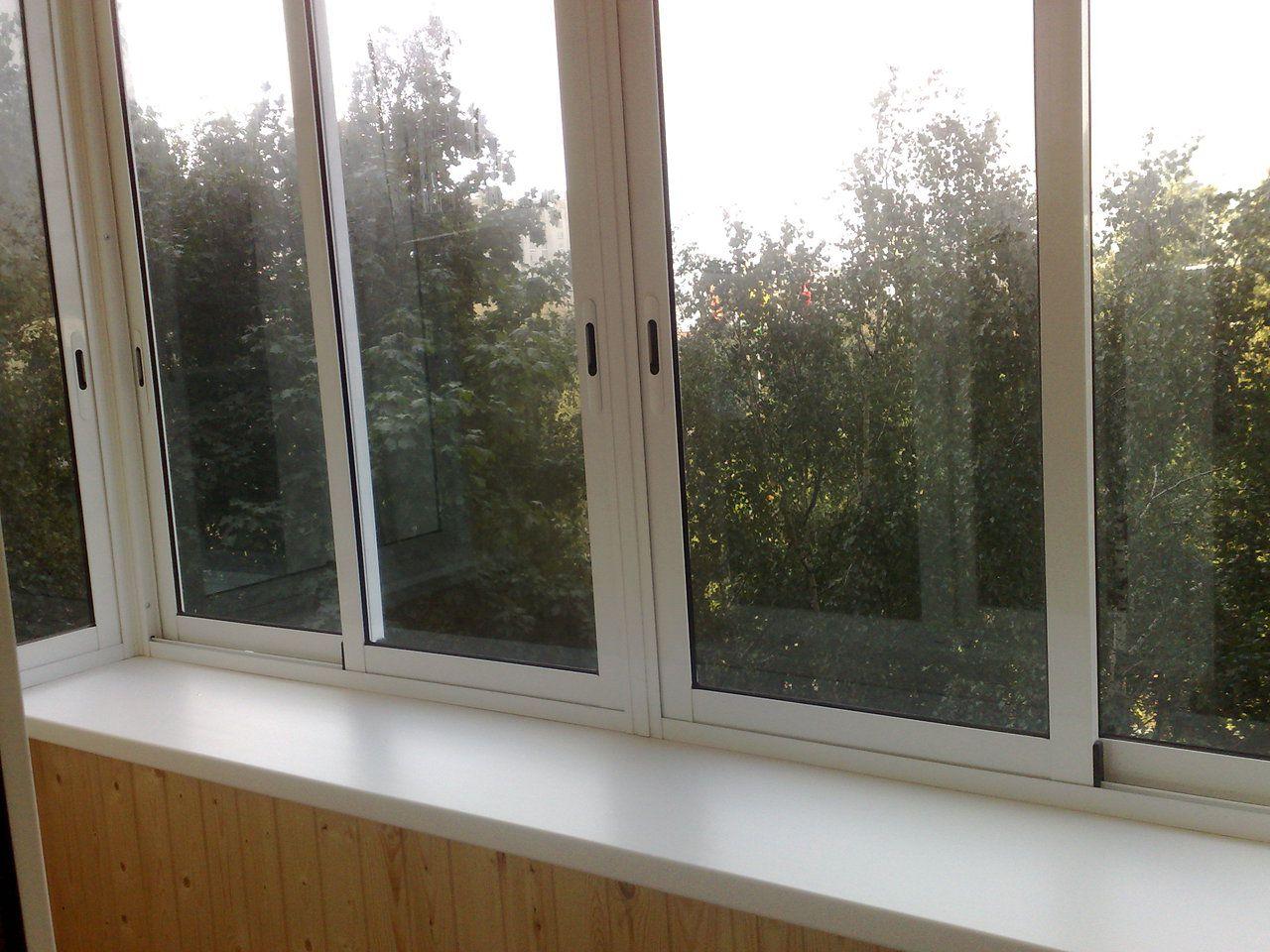 Пластиковые окна балконные раздвижные или алюминиевые..