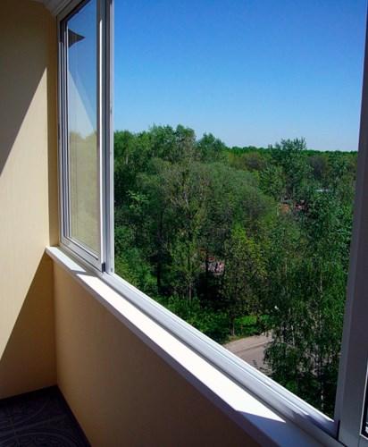 Алюминиевые окна, балконы в донецке, алюминиевые раздвижные .